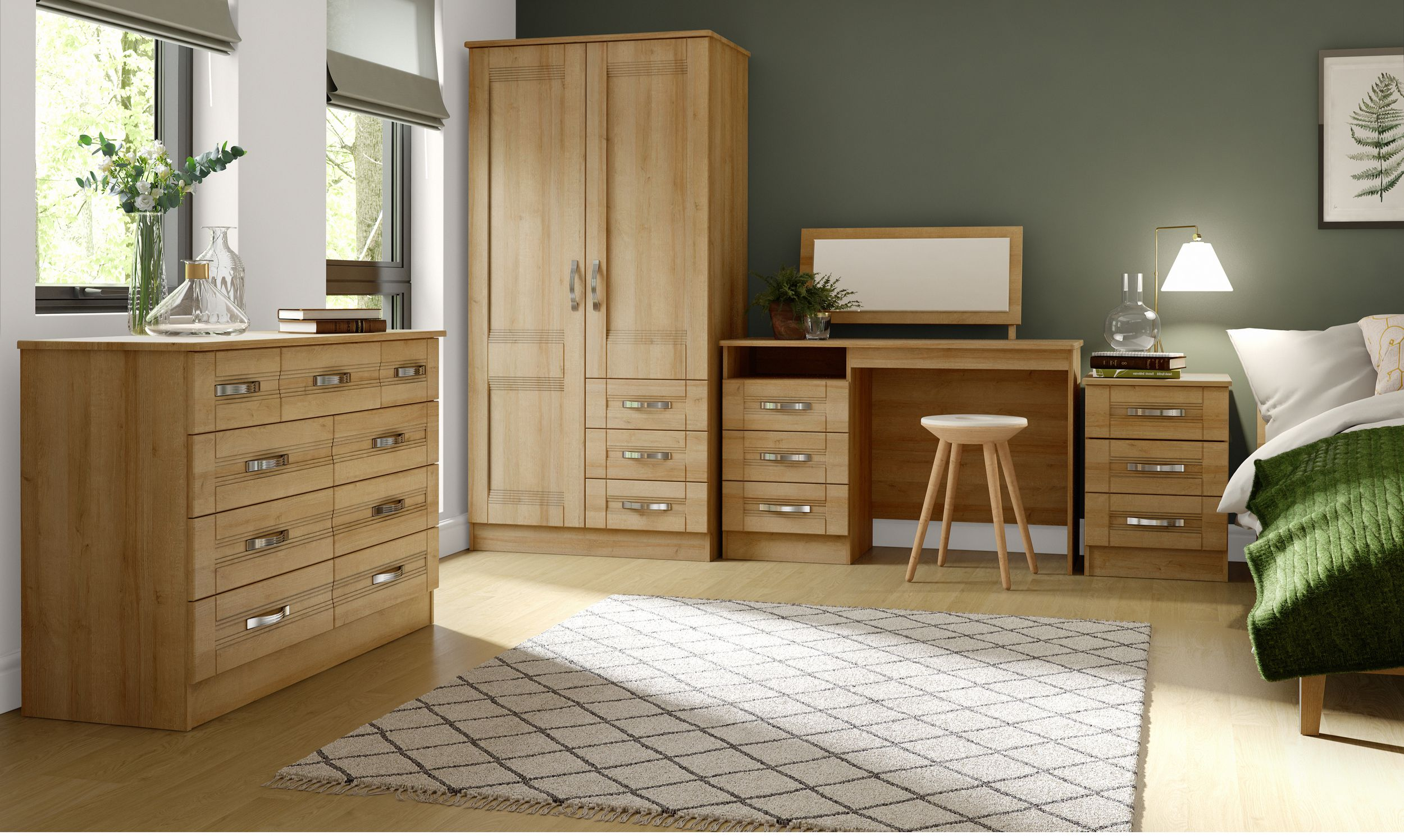 Arun Furnishers Ltd based in Littlehampton, West Sussex supply quality furniture for the home - bedroom furniture